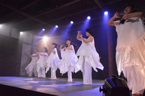 創作舞踊研究会
