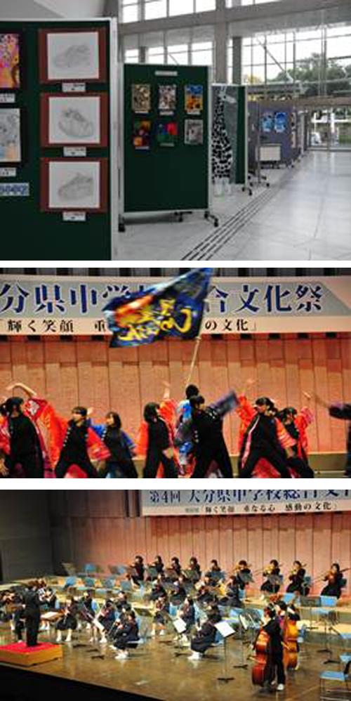 大分県中学校文化連盟